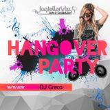 Hangover Party 18/11/2017 (Warm Up) Jagiellońska Cafe & Cocktail Bar - Żywiec