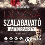 2017.11.19. - BOOM Dózsa Szalagavató Afterparty - REMIX Club, Budapest - Sunday