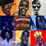 DJJAMAD Presents Outskirts Artwork by @occasionalsuperstar