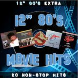 "12"" 80's MOVIE HITS : 1"