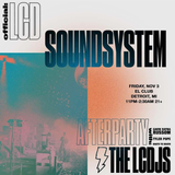H2D x LCDJs | LCD Soundsystem Official Afterparty at El Club | Haute to Death Set