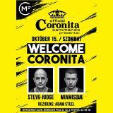 Adam Steel Live @ Welcome Coronita 2016.10.16 - My Friends Club (After)