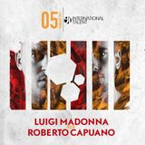 Luigi Madonna b2b Roberto Capuano - Live @ L'Arenile Napoli (Italy) 2017.01.05.