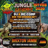 DJ L - UCOJ Jungle Gathering Mix Comp