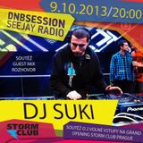 #40 DNB Session - SUKI GUESTMIX