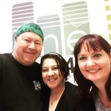 OneFM Weekend PowWow 9am - Midday Sunflower Fund with CEO Alana Jacobs and Mktng Mgr Traci Sonnefelc