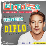 Diplo @ Lollapalooza Chile 2017