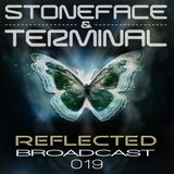 Reflected Broadcast 19 by Stoneface & Terminal