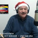 Programa Fiesta Venezolana - 10 dezembro 2017 com ELY ORTA na Rádio Voz do Caima - 97.1 FM