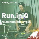 Run iniQ - illtiz.tv Mix Volume 1