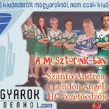 A mi sztorink - London Angels HC, kupaszereplés után
