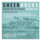 Pete Gooding live at Sheer Rocks Dec 13th 2015 (Part 1)