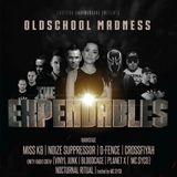 The Vinyl Junk // Unity Hardcore Radio dj Team @ Oldschool Madness - The Expendables