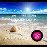 Bini's H.O.L Summer Mix 14 Vol II