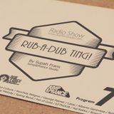 Rub-a-dub Ting! Program 7 - 23/11/2015