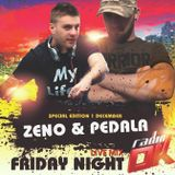 Dj Zeno & MC Pedala - Friday Night  ( Radio OK Special Edition )