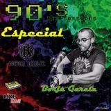 90´s The Sessions (Especial New Jake con Borja García)