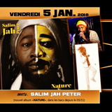 Vibes A Come Radio Show - 05.01.2018 - Guest : Salim Jah Peter