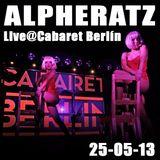 Alpheratz live@Cabaret Berlin (25-05-13)
