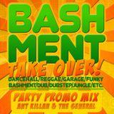BASHMENT TAKE OVER! PARTY PROMO MIX