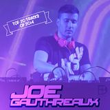 Joe Gauthreaux's Top 20 Tracks of 2014