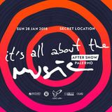 DANIELE TRAVALI B2B PEPPE MARKESE  @IT'S ALL ABOUT THE MUSIC - #AFTERSHOW PALERMO