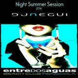 ENTREdosAGUAS-NIGHT SUMMER SESSION 2016