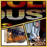 """The """"Magic Box"""" With Deano Jones On Golddustradio & Special Guest  DJ Pete Precise 9-11-17"""