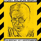 Glossop Record Club: TONY WILSON NIGHT Part 2 (September 2015)