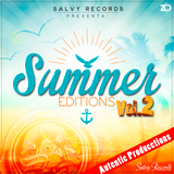 Summer Editions vol.2 Summer Mix (Electronica Vrs Electro)Vol.1 By DJ Lester Ramos (SR)