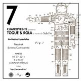 "cuatroveinte ""Toque y Rola"" @ SubFM (6th Show) Soramountz & Nesstrak"