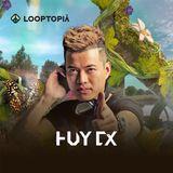 Huy DX At Looptopia Taiwan 2017