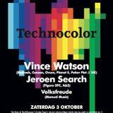 Vince Watson - DJ @ Titty Twister, Grenswerk, NL