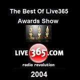 Best Of Live365 Awards netcast 2004