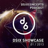 DSIX SHOWCASE JAN 2013
