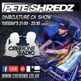 Pete Shredz Cre8dnb May 16 2017