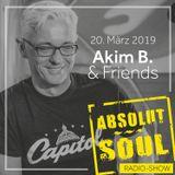 Absolut Soul Show /// 20.03.2019 on SOULPOWERfm