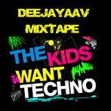 DeeJayAAV Tech mixtape april 2K16