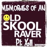 Memories Of An Oldskool Raver Pt XII