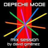 Depeche Mode Mix Session by David Giménez
