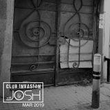 Club Invasion March 2019
