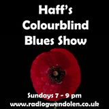 Haff's Colourblind Blues Show 67 (11.11.18)
