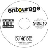 DJ Me-Dee - Entourage Side 10 Old-School-Edit (JUN 2014)