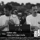 Soundwall Podcast #412: RuDan aka Okee Ru & Dan Mela