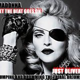 MADONNA - BEAT GOES ON (JUST OLIVER JUMPING AND DRUMMING TRIBAL DRUMS)