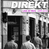Direkt - Live at PA's - Apr 2018