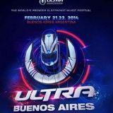 Nicky Romero - Live @ UMF Buenos Aires 2014 (Argentina) - 21.02.2014