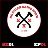 Dj Angel @ Rocking Radio - No Rules Radio Show - SE01 EP01 - 25.03.2015