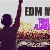 Toni Alvarez DJ - EDM Sesion (08/2015 )