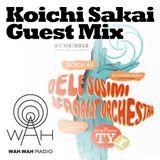 Wah Wah Live Special - Koichi Sakai Afro Roots Mix